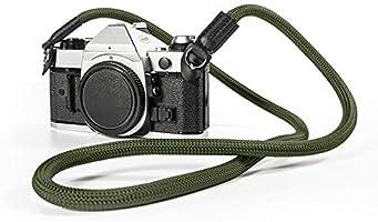 Subarashiu - Correa de Nailon para cámara Digital, Correa para ...
