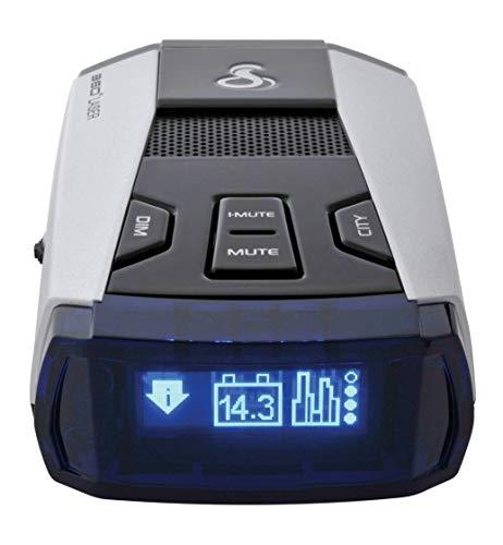 Cobra - SPX6655IVT - محافظت فوری ، هشدار ایمنی ، رد سیگنال نادرست IntelliShield ، حالت شهر / بزرگراه ، فیلتر IVT