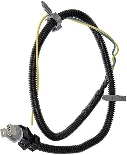 (APDTY 081119 ABS Anti-Lock Brake Wheel Speed Sensor Wire Wiring Harness Fits Front Left (See Compatibilty Chart; Driver-Side; Replaces 12167654, 19177102))