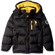 [Sponsored]U.S. Polo Assn. Boys' Bubble Jacket