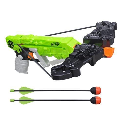 Blaster Nerf Zombie Strike Wrathbolt Crossbow