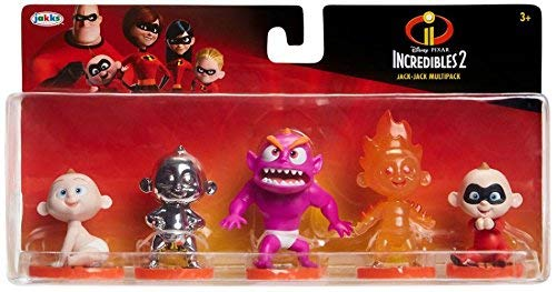 Pixar Incredibles 2 Jack - Jack Multipack Disney]()