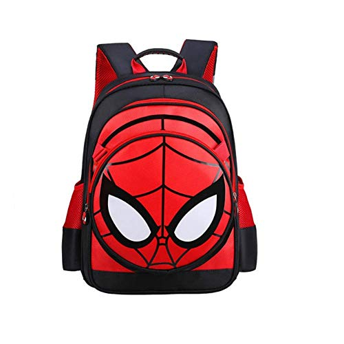 Waterproof 3D Bag Backpack Comic Hero Design backpacks bags For gift