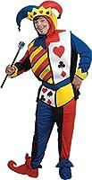 Morris Costumes Men's Playing Card Joker Costume, Large