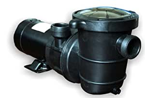 Extreme Force 1HP bomba de velocidad única para por encima del suelo piscina W/Cable