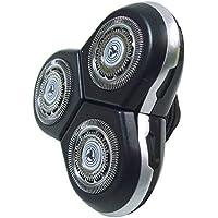Scheerkop scheermeskop reservekop vervanging voor Philips Arcitec SensoTouch 3D Shaver RQ12 RQ10 RQ12+ voor RQ1050…