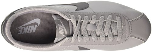 Mujer Classic 017 Atmosphere Zapatillas para Grey Cortez Gimnasia Wmns de Guns Nike Multicolor Leather Ov5w8Cq