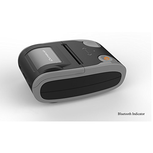 Studyset Portable Mini Printer Wireless Bluetooth Rapid Direct Thermal Label Small Ticket Printer by Studyset (Image #4)
