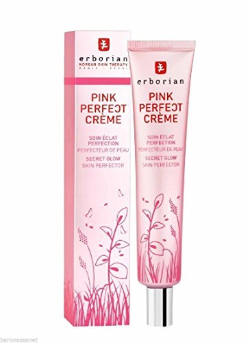 Erborian Pink Perfect Secret Glow Skin Perfector 15ml Care the Skin