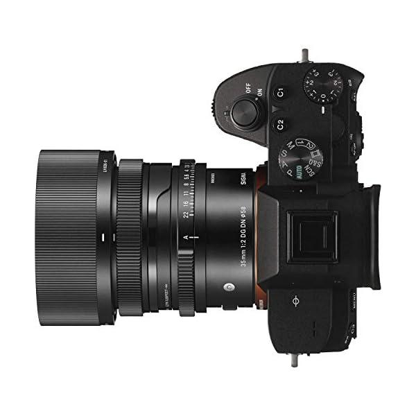 RetinaPix Sigma 35mm f/2 DG DN Contemporary Lens for Leica L Mount Mirrorless Cameras