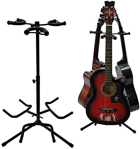 HNZZGQYN Soporte Universal para Guitarra Trípode Plegable Negro ...