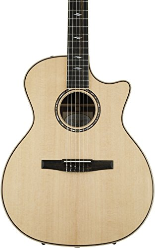 Taylor 814ce-N Grand Auditorium Cutaway Nylon-String - Natural Sitka Spruce Top ()