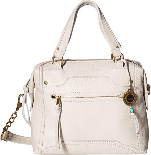 Handbag Bowler Small (The Sak The Collective Tahoe Satchel Bag, Stone)