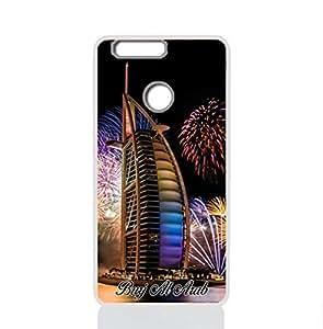 IMPRESS HUAWEI HONOR 8 Hard Case with Burj Al Arab Design