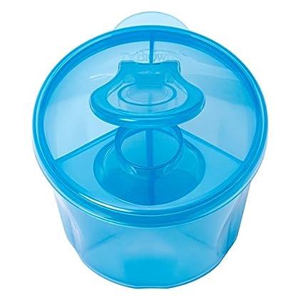 Browns AC039-INTL Dr Dispensador de leche en polvo color azul
