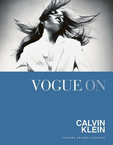 Vogue on Calvin Klein - Calvin Jewellery Klein