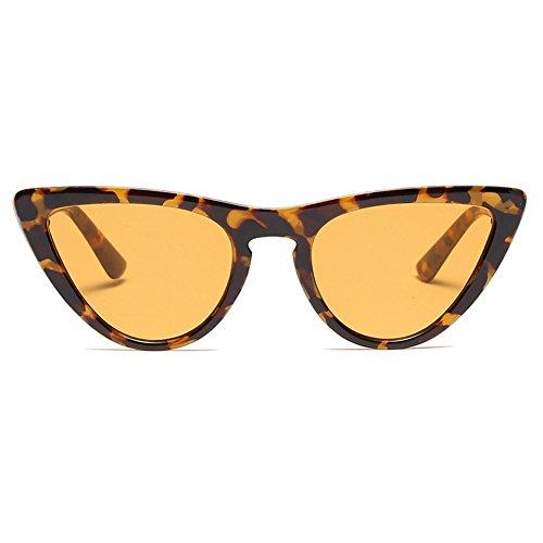 UV400 Juleya Eye Retro de Gafas Cat Vintage C2 Sunglasses Goggles Clout sol wwOvqH1