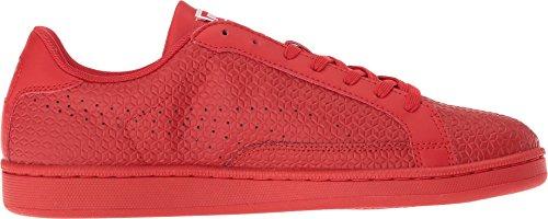 La Felpa Da Uomo Puma Abbellisce La Sneaker Fashion Ad Alto Rischio Rosso