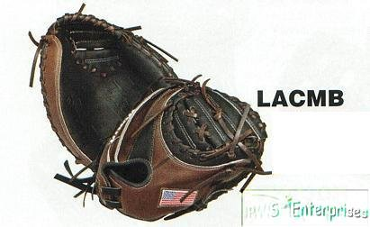 Liberty Advanced Series 32.5-inch Catcher's Mitt, Right-Hand Throw (LACMB)