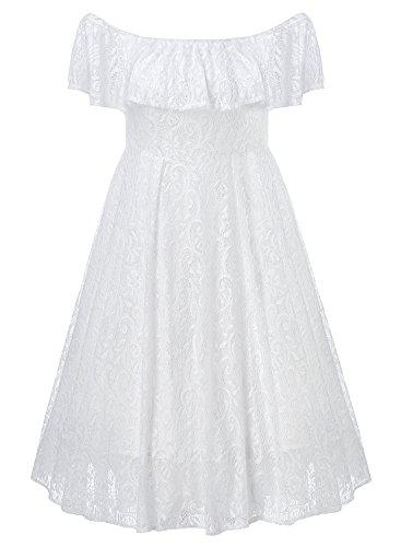Zip Shoulder Dress - 8