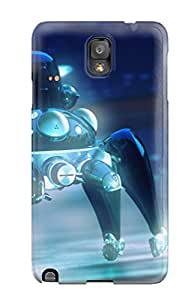 Hot Ghost In The Shell First Grade Tpu Phone Case For Galaxy Note 3 Case Cover
