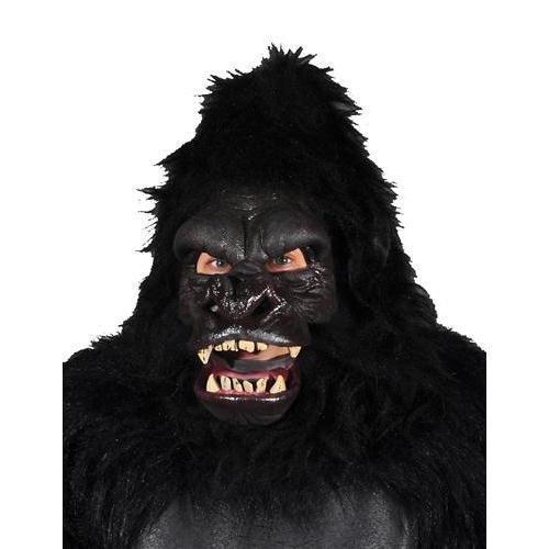 Zagone Tree Hugger Mask, Large Gorilla Head, Moving Mouth -