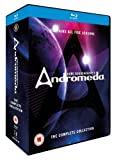 Gene Roddenberry's Andromeda: The Complete Collection [Blu-ray]