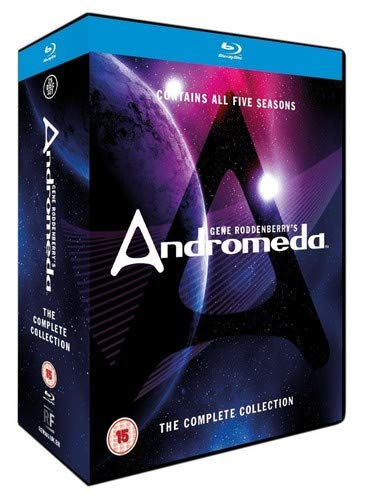 - Gene Roddenberry's Andromeda: The Complete Collection [Blu-ray]