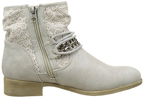Bottines Femme Classiques 2796102 Tailor Blanc Tom offwhite aFq01ww
