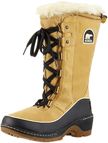 373 Mujer curry High Black Torino Para Marrón Botas Sorel 8xpIvqCwI