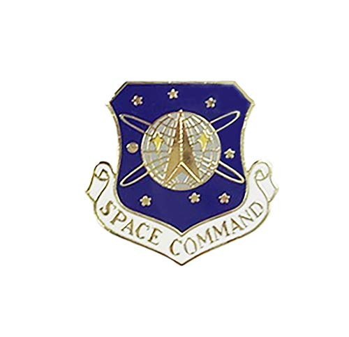 USAF Space Command Beret Crest