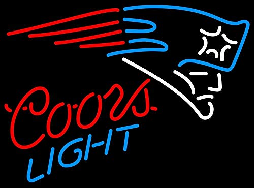 New England Patriots Neon Sign - Desung 20