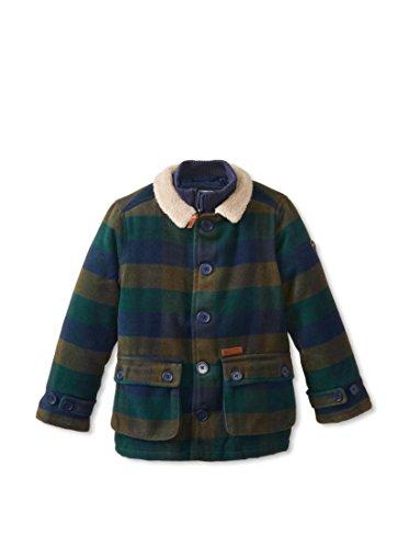 Ben Sherman Boys Plaid Jacket