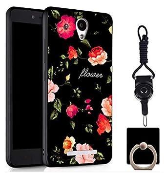 Prevoa ® 丨Xiaomi Redmi Note 2 2 + Funda: Amazon.es: Electrónica