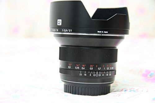 Zeiss 18mm f/3.5 Distagon T ZE Series Lens for Canon for sale  Delivered anywhere in USA