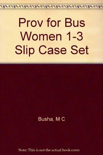 Pixie Slip (Prov for Bus Women 1-3 Slip Case Set)