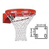 First Team Heavy Duty Double Rim Fixed Basketball Goal