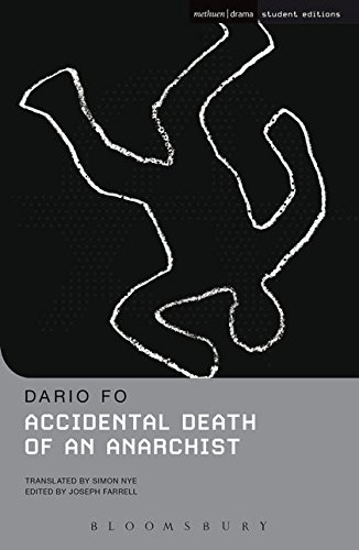 Accidental Death of an Anarchist (Student Editions) PDF