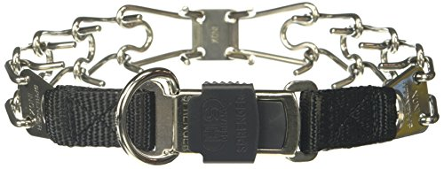 Herm Sprenger 3.2 mm Stainless Steel Training Collar with Safety Buckle One Size
