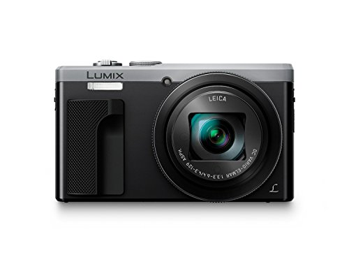 Panasonic LUMIX DMC-ZS60 Camera, 18 Megapixels, 1/2.3-inch S