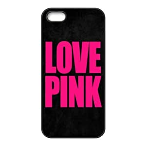 Generic Love Pink Design Back Case Cover for Apple Iphone 5 5s