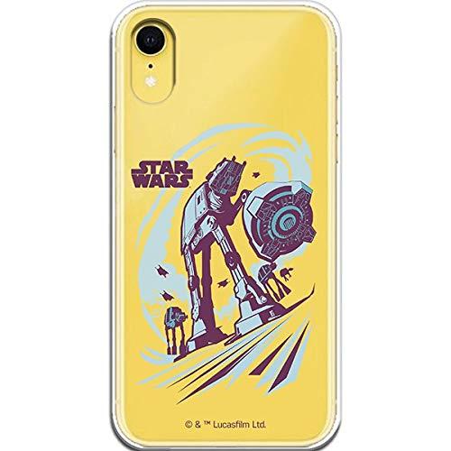 Carcasa Oficial Star Wars AT-AT Transparente iPhone XR