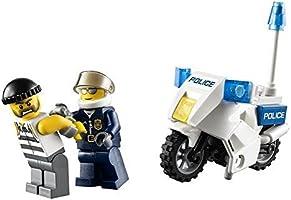 LEGO City - Tras el ladrón (60041): Amazon.es: Juguetes y juegos