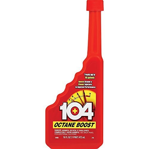 104+ 10406 Octane Boost, 16 Fl. oz. Style: 10406, Model: 10406, Outdoor&Repair Store by Hardware & Outdoor