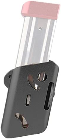 IPSC USPSA CNC Aluminum Shooting Race Pistol Master Magazine Mag Pouch Holster