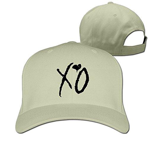 The Weeknd Logo Baseball Trucker Hats Snapbacks Fitted Caps
