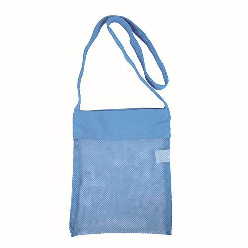 Retractable Bag Children's WDOIT Picking Shoulder 22cm Bag Bag Travel Beach Blue AqfxRP
