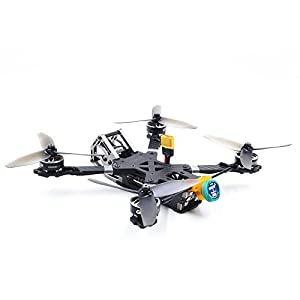 GEPRC Elegant BNF/PNP SPAN F4 Flight controller 40A Blheli_S Brushless FPV freestyle Racing Quadcopter Drone 5.8G Runcam swift2 Camera from GEPRC