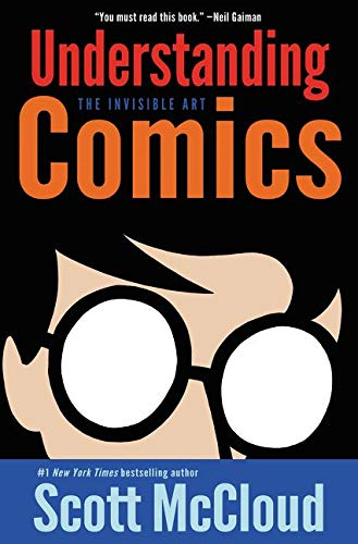 Book Review: Understanding Comics: The Invisible Art