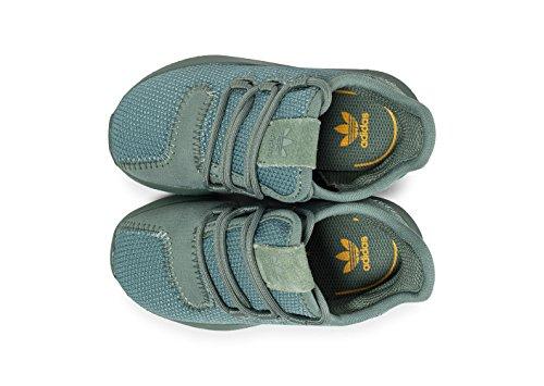 adidas Unisex Baby Tubular Shadow I Sneaker Weinrot grün